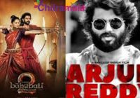 Tollywood films Baahubali and Arjun Reddy gets ranked on IMDB – arjun reddy tollywood movie