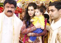 Tollywood Hero BalaKrishna Family Rare and Unseen pictures ..