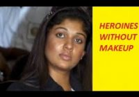 Tollywood heroines without makeup Exclusive..
