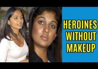 Tollywood Heroines Without Makeup – YouTube – tollywood heros without makeup photos