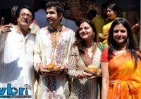 tollywood hot picture: jeet koel and his wife – tollywood actor jeet marriage photos