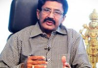 Tollywood industry haunted, Murali Mohan greif on MS ..