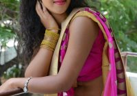Tollywood PAVANI REDDY NEW GALLERY | sexy saree ..