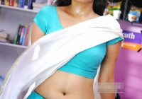 Tollywood (Telugu) Actress Hot White Saree Pictures | All ..