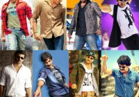 Tollywood Top Heroes  – list of tollywood heros