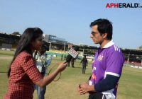 Tollywood vs Bollywood Cricket Match – tollywood to bollywood