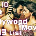 TOP 10 Best Bollywood Movies │ Hindi Movies List 2013 ..