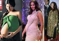Top 10 Bollywood Actress Who Got Pregnant Before Marriage ..