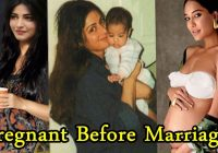 Top 10 Bollywood Actresses Who Got Pregnant Before ..