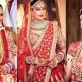 Top 10 Bollywood Brides And Their Gorgeous Wedding Day ..
