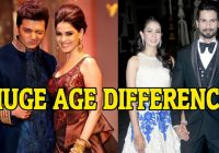 Top 10 Bollywood Couples with a Big Age Gap – YouTube – age gap marriage in bollywood
