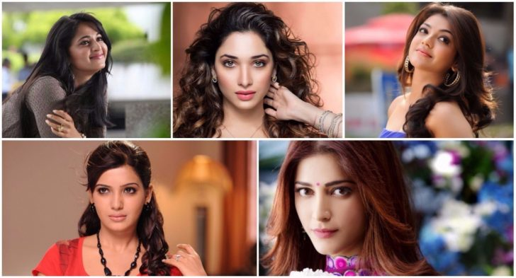 Permalink to Top 10 Tollywood Actress