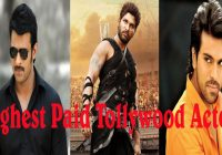 Top 10 Highest Paid Tollywood Actors – YouTube – youtube tollywood