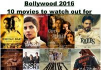 Top 10 Highest Rated Best Bollywood Movies 2016 – best bollywood movies