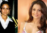 Top 10 Indian Actresses that look Weird without Makeup ..