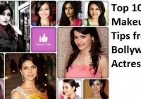 Top 10 Makeup Tips from Bollywood Actresses – bollywood makeup tips