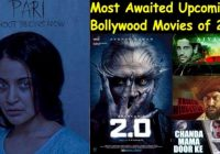 Top 10 Most Awaited Upcoming Bollywood Movies of 2018 ..