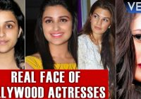 Top 10 : Real Face of Bollywood Actresses Without Makeup ..