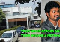 Top 10 Richest  – richest tollywood actor