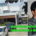 Top 10 Richest  – salary of tollywood actors