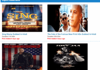 Top 10 Sites To Download New Hollywood Movies in Hindi ..