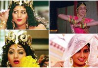 Top 10 songs of Sridevi | The Indian Express – bollywood songs for wedding video