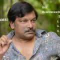 Top 10 Tollywood Directors and their remuneration ..