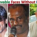 Top 10 Unbelievable faces of Bollywood actor without ..