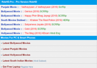 Top 10 Websites to Download New Hollywood Movies in Hindi – bollywood new movie rdx download