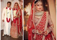 Top 10 Wedding Lehengas of Bollywood Celebrities ..