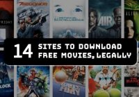 Top 14 Free Movie Download Websites | Completely Legal ..