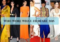 Top 16 Best and Worst Dressed Celebs: Filmfare Awards 2015 – worst tollywood actress