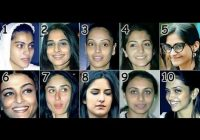 Top 20 Bollywood Actress Without Makeup | Latest Pictures ..