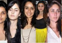 Top 30 Bollywood Actress without Makeup – bollywood actress without makeup