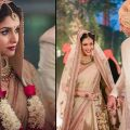 Top 5 Real Life Bollywood Wedding Outfits – Fullonwedding – elaborate look for bollywood wedding