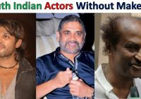 Top 8 South Indian Actors Without Makeup Unbelievable ..