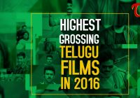 Top 9 Highest Grossing Telugu Movies in 2016 | Tollywood ..