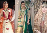 Top Bollywood Divas Who Did Not Wear Red At Their Weddings ..