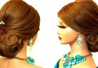 Top Result Indian Wedding Hairstyles Step by Step Fresh ..