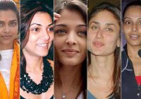 Top Ten Bollywood stars actresses without makeup – Makeup ..