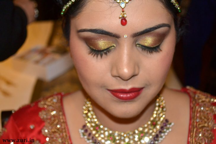 Permalink to Indian Bridal Eye Makeup