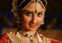 Traditional Indian Bridal Hairstyles | www.pixshark.com ..