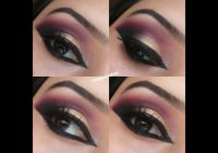 Traditional Indian/Pakistani Bridal Smokey Eye Makeup ..