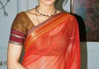 Transparent saree! | Bollywood Celebrities | Pinterest ..