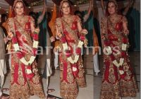 Udita Goswami Wedding Lehenga | sareetimes – bollywood actress bridal lehenga