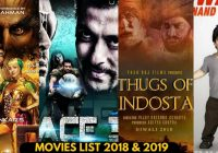 Upcoming Movies List 2018, 19, 20 With Movies Name ..
