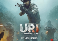 Uri – The Surgical Strike Movie Release Date Poster ..