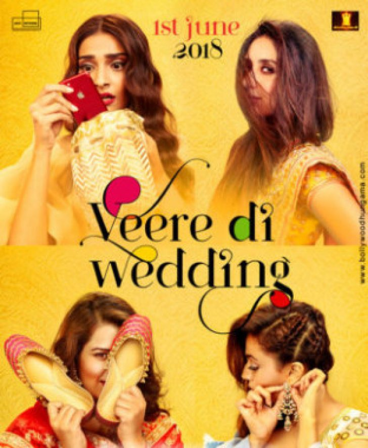 Permalink to Watch Bollywood Movie Veere Di Wedding