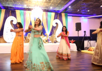VIDEO: This bride's sangeet performance on Bollywood songs ..
