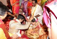 Vishal Sister Aishwarya Wedding Photos – Photo 7 of 8 – bollywood songs for sister marriage